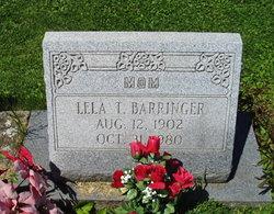 Lela T. Barringer
