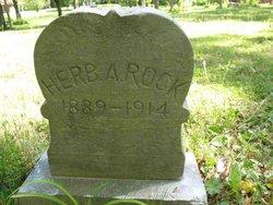 Herbert Amos Rock