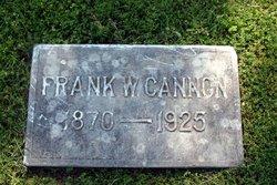 Frank Warren Cannon