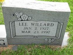 Lee Willard Anding