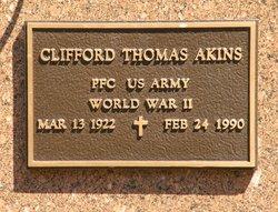 Clifford Thomas Akins
