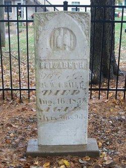 Elizabeth <i>Thornhill</i> Ballard