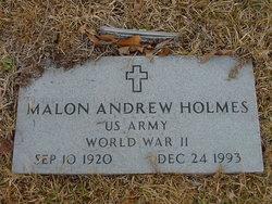 Malon Andrew Holmes