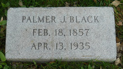 Palmer John Black