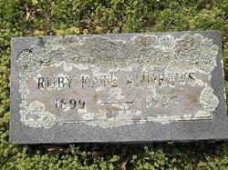 Ruby Kate Andrews