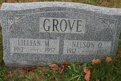 Lillian May <i>Letcher</i> Grove