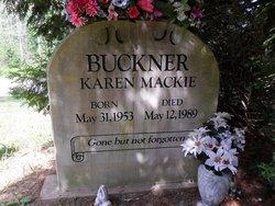 Karen Annette <i>Mackie</i> Buckner