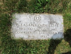 Pleasant Dallas Dock Phillips