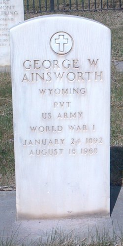 George W. Ainsworth