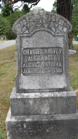 Charles Harvey Alexander