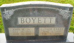 John Melvin Boyett