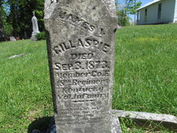 James I. Gillespie