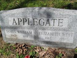 Elizabeth <i>West</i> Applegate