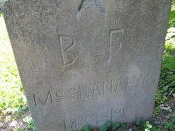 B. F. McClanahan