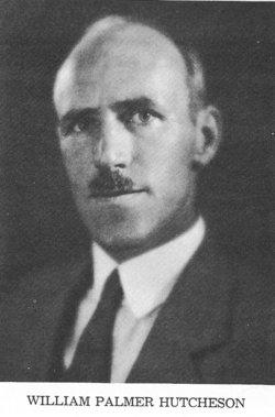 William Palmer Hutcheson
