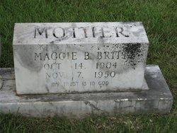 Maggie Bell <i>Davis</i> Britt