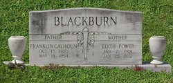 Edith <i>Power</i> Blackburn