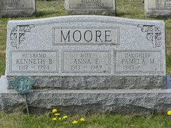 Anna Elizabeth <i>Jones</i> Moore