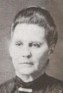 Emma Lucretia <i>Crosier</i> Akers