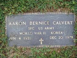 Aaron Bernice Calvert