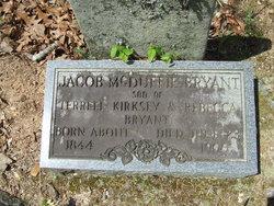 Jacob McDuffie Bryant
