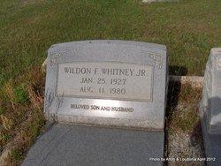 Wildon F. Whitney, Jr.