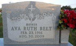 Ava Ruth <i>Campbell</i> Belt