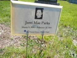 Jerry Mae <i>Johnson</i> Parks