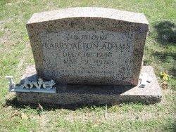 Larry Alton Adams