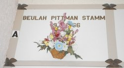 Beulah Rowena <i>Pittman</i> Stamm