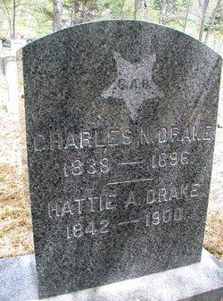 Harriet Augusta Hattie <i>Rollins</i> Drake