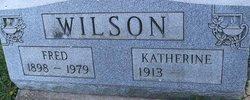 Katherine Pauline <i>Pierce</i> Wilson
