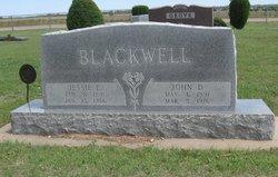 Jessie Elizabeth <i>Sutliff</i> Blackwell