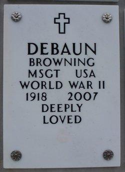 Browning DeBaun