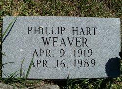Phillip Hart Weaver