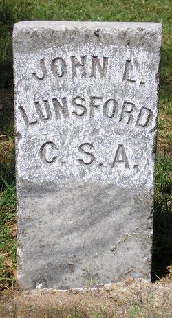 John Linton Lunsford