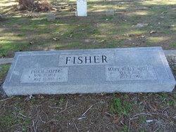 Mary Molly <i>White</i> Fisher