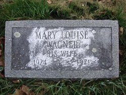 Mary Louise <i>Wagner</i> Schneible