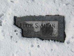 Edith S Allan