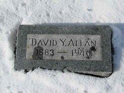 David Y Allan