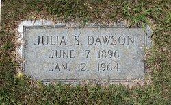 Julia Sutton <i>Hosch</i> Dawson