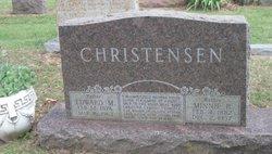 Minnie Bell <i>Shook</i> Christensen