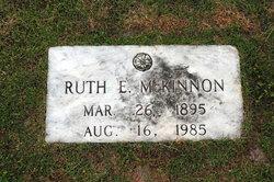 Ruth <i>Epps</i> McKinnon