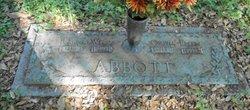Orpha Ellen Tommie <i>Crain</i> Abbott