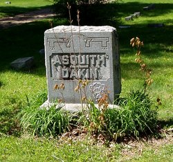 Frederick Freddie Asquith