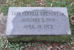 Tate Ferrell Chenery, Jr