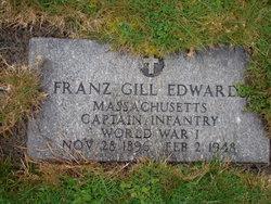 Franz Gill Edwards