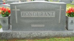 Thelma <i>Dent Bondurant</i> Campbell