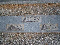 Dona Inez <i>Holcomb</i> Allen