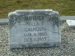 Della <i>Faircloth</i> Calhoun